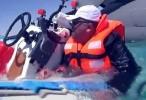 رامز قرش البحر الحلقة 15 كاملة مع داوود حسين برنامج ترفيهي مقالب اثارة - رمضان 2014