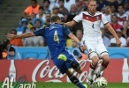 المانيا والأرجنتين 1 - 0