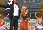 شاكيرا تشعل وتغني حفل ختام نهائي كأس العالم - مونديال 2014