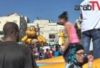 مهرجان ناصرتي للطفولة هو المهرجان الاول الذي تقيمة قائمة ناصرتي للطفوله