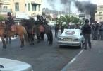 تقرير المظاهرة التي حدثت في الناصرة - تضامن مع شعب غزة