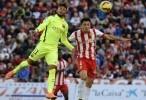 برشلونة - الميريا 2 - 1 فيديو اهداف 14-11-8
