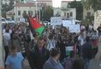 مظاهرة طلابية بعنوان دمنا مش رخيص - حيفا
