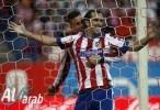 أتلتيكو مدريد وملقة