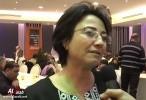 حنين زعبي بعد انتخابها للمقعد الثاني في قائمة التجمع