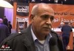 جمعة الزبارقة بعد انتخابه ليكون المرشح الرابع في قائمة التجمع