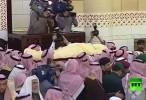 مراسم تشييع الملك عبد الله بن عبد العزيز