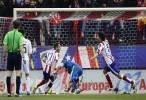 هدفان مباراة أتلتيكو مدريد و ريال مدريد
