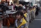 مسيرة عيد البشارة في الناصرة