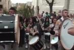 مسيرة واحتفال احد الشعانين - الناصرة