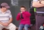 اطفال ينافسون الشرطة - فيديو مقلب مضحك اونلاين 2015