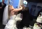 مقاطع مضحكة في حفلات اعراس اونلاين 2015