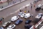 شاهدوا تعطل حركة شوارع جدة بسبب الامطار 2015