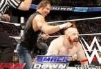 مصارعة WWE Raw كاملة مترجمة بتاريخ 14/12/2015 اونلاين