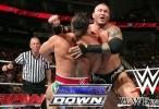 WWE Raw 25/01/2016