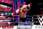 WWE Raw 15-08-2016