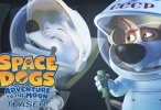 فيلم Space Dogs Adventure to the Moon كرتون HD اونلاين 2016