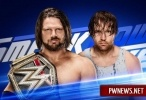 مصارعة WWE Smackdown 25-10-2016 مترجم HD اونلاين