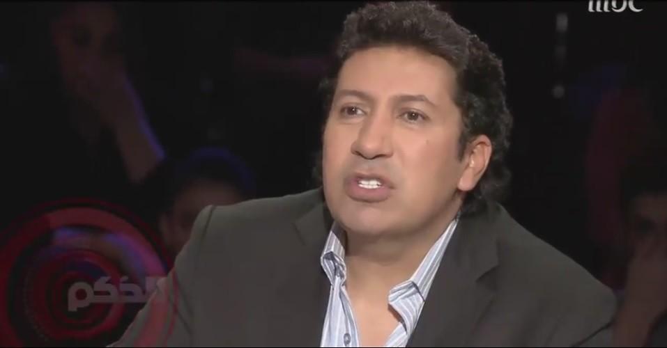 الحكم وفاء الكيلاني مع هاني رمزي الحلقة 26 اونلاين برنامج 2015 كامله كل العرب