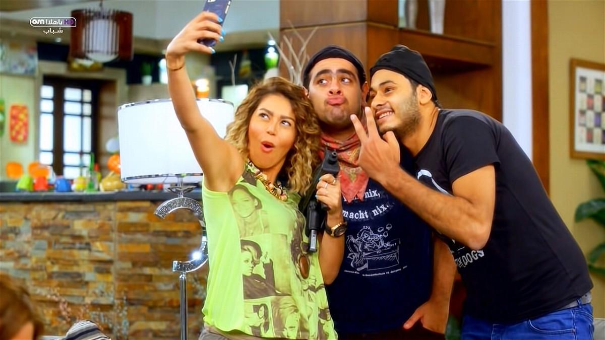 راجل وست ستات 9 الحلقة 8 الثامنة مصر أمان كاملة اونلاين 2016