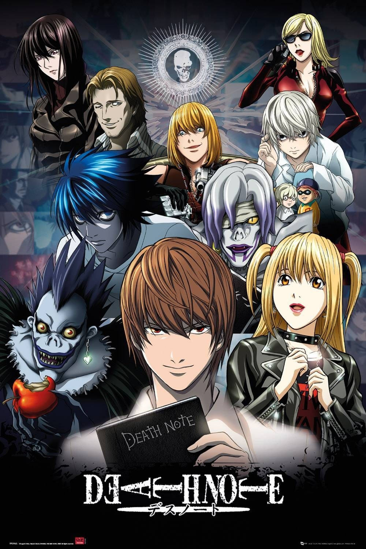Death Note الحلقة 10