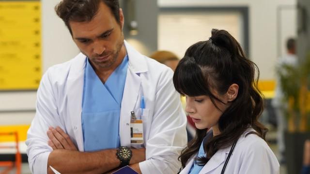 الطبيب المعجزة الحلقة 30
