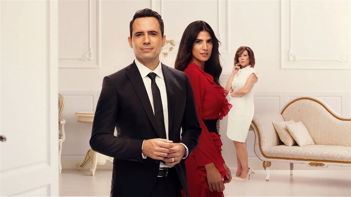 عروس بيروت 2 الحلقة 34