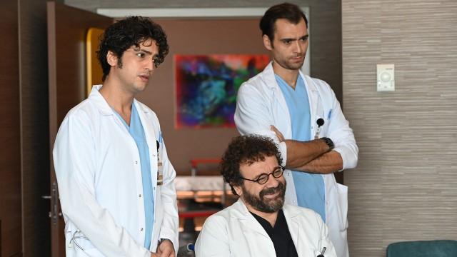 الطبيب المعجزة الحلقة 37
