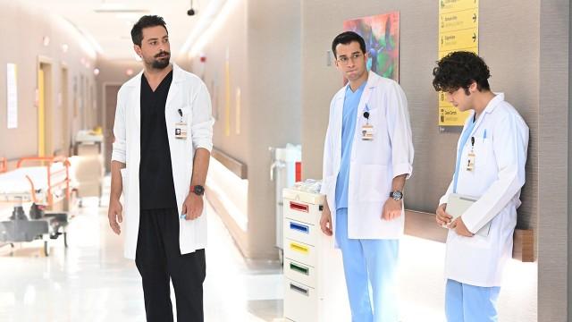 الطبيب المعجزة الحلقة 38
