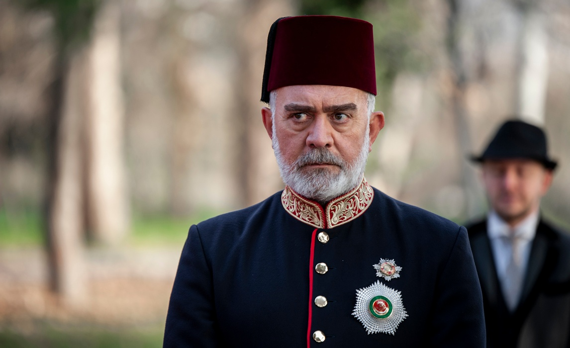 السلطان عبد الحميد 5 الحلقة 15