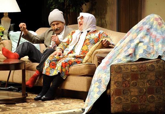 مشاهدة مسرحية تأمركنا يا سندي كاملة اون لاين مباشرة على العرب بجودة عالية بدون تحميل