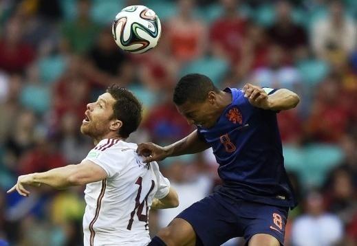 اهداف مباراة هولندا واسبانيا - 5 - 1