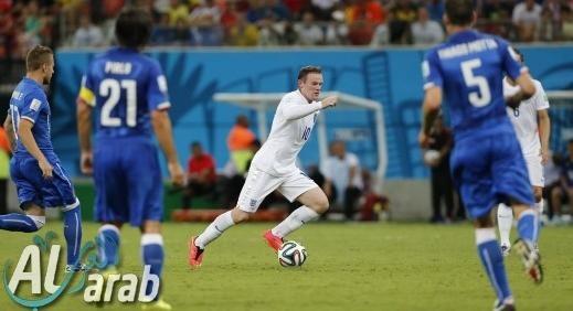 ايطاليا وانجلترا 2:1 اهداف المباراة