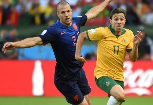 هولندا واستراليا 3 - 2 فيديو اهداف