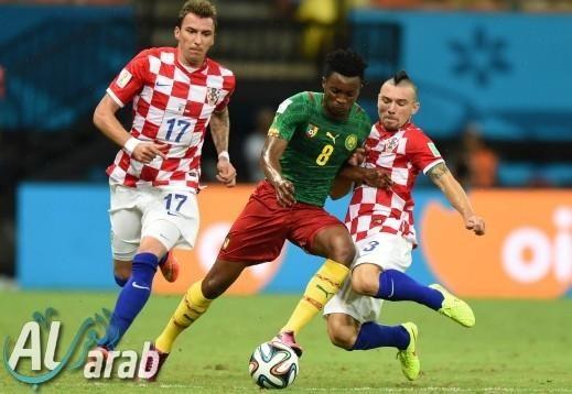 كرواتيا والكاميرون 4 - 0 فيديو اهداف