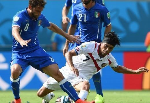 ايطاليا وكوستاريكا 2 - 0 فيديو اهداف