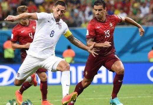 امريكا والبرتغال 2 - 2 فيديو اهداف