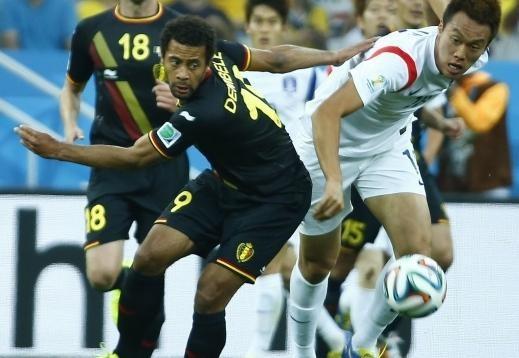 بلجيكا وكوريا 1 - 0 فيديو اهداف