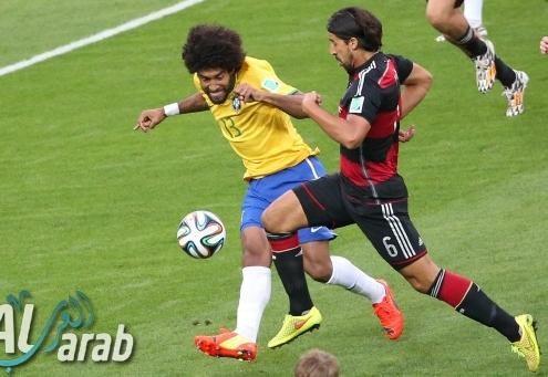 المانيا والبرازيل 7 - 1 فيديو اهداف - مونديال 2014