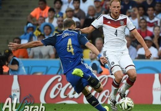 المانيا والأرجنتين 1 - 0 - فيديو اهداف مونديال العالم 2014