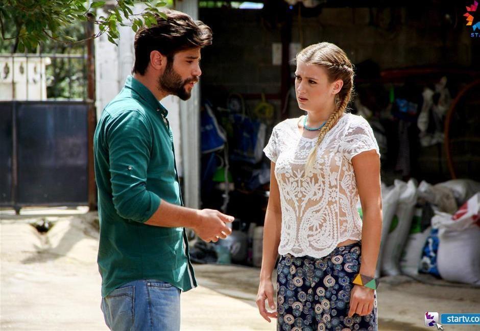 القروية الجميلة الحلقة 7 كاملة دراما تركية مترجمة 2014