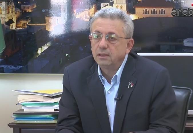 لقاء خاص الحلقة 4 الرابعة - د.مصطفى البرغوثي برنامج حواري