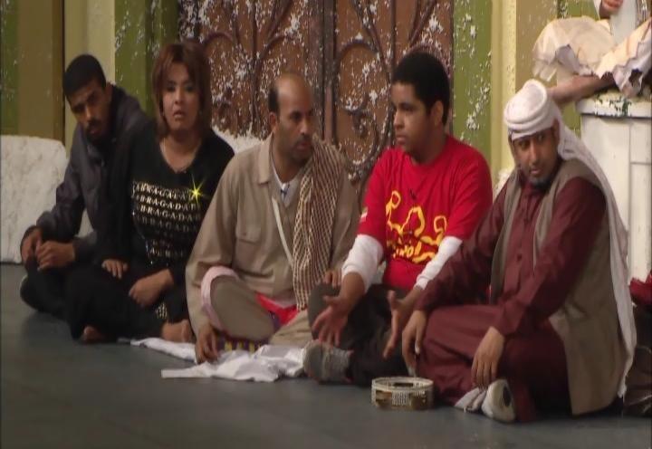 المسرحية الخليجية تحت الصفر 2014