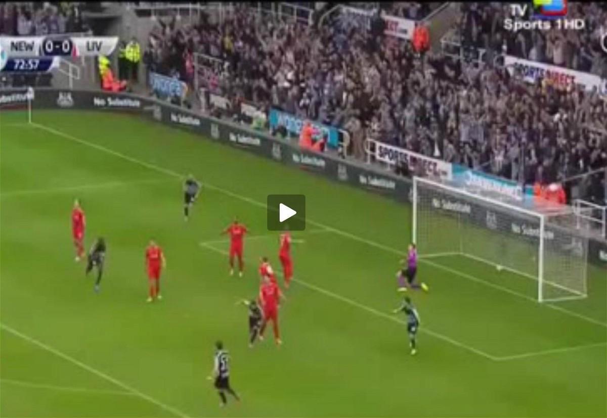 ليفربول 0-1 نيوكاسل الدوري اﻻنكليزي - 14-2-11