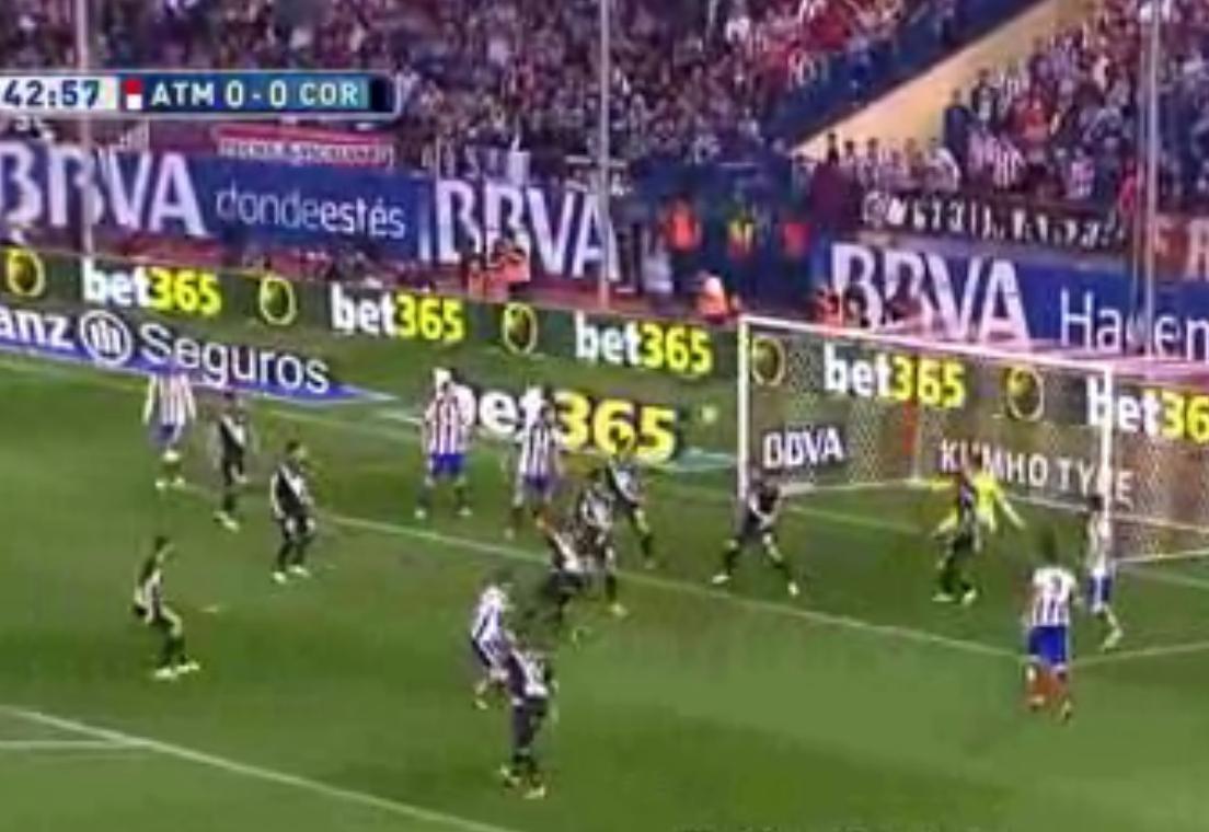 اتلتيكو وكورينثيانز باوليستا اهداف المباراة - 14-2-11