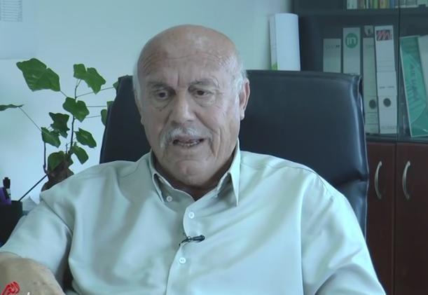 برنامج لقاء خاص - الحلقة الخامسة عشر - ابراهيم حسن ابو راس