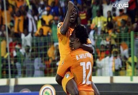 أهداف مباراة ساحل العاج vs الجزائرمشاهدة اون لاين