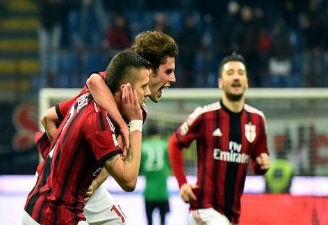أهداف مباراة ميلان vs بارما HD الدوري الإيطالي 15 - 2 - 1