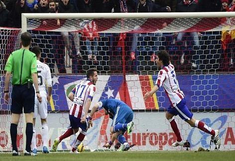 أهداف مباراة ( أتلتيكو مدريد vs ريال مدريد ) HD الدوري الأسباني 15-2-7