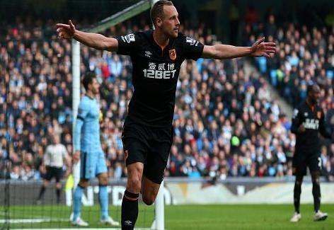 أهداف مباراة مانشستر سيتي V.S هال سيتي الدوري الإنجليزي 15-2-7 اون لاين